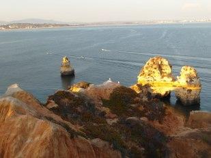 Felsstrände an der Algarve