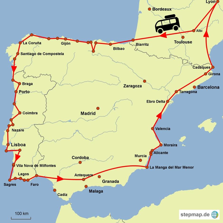 stepmap-karte-iberische-halbinsel-1590439 (2)