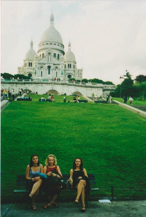 Sacre Coeur in Paris