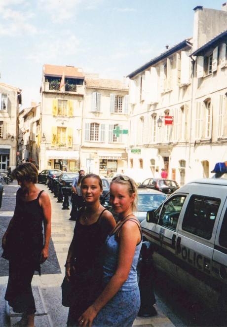 Arles in der Provence